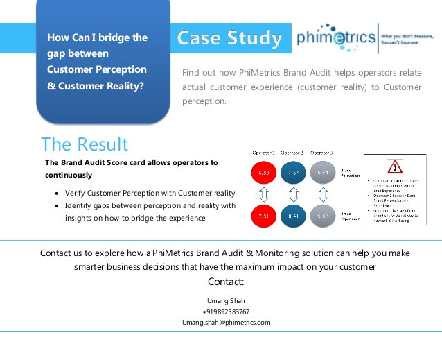 calgene case study change customer perceptions While #1 is certainly a shocking revelation, there is a unique case study for #2 that really paints a believable picture for just how valuable customer input is the example comes to us from 3m (a huge multinational conglomerate) 3m's poorly performing medical-surgical markets division was looking for a way to kick start its lackluster innovation record in.